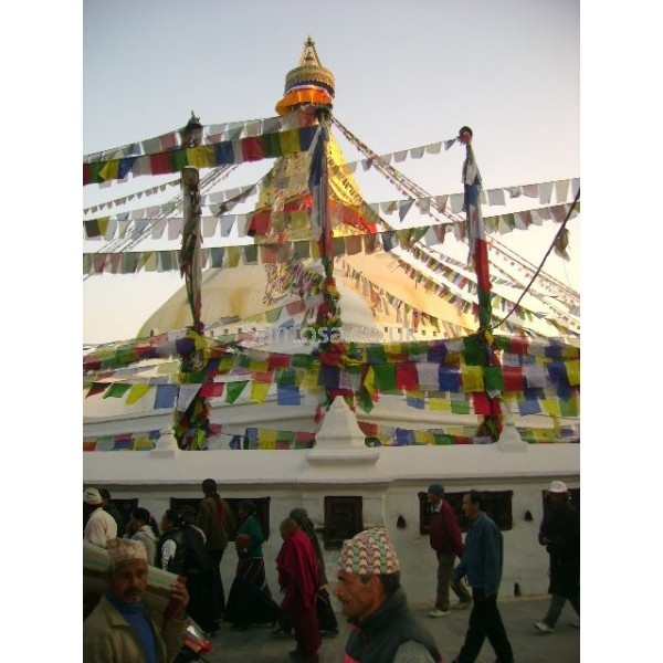 Tibetan Prayer Flag