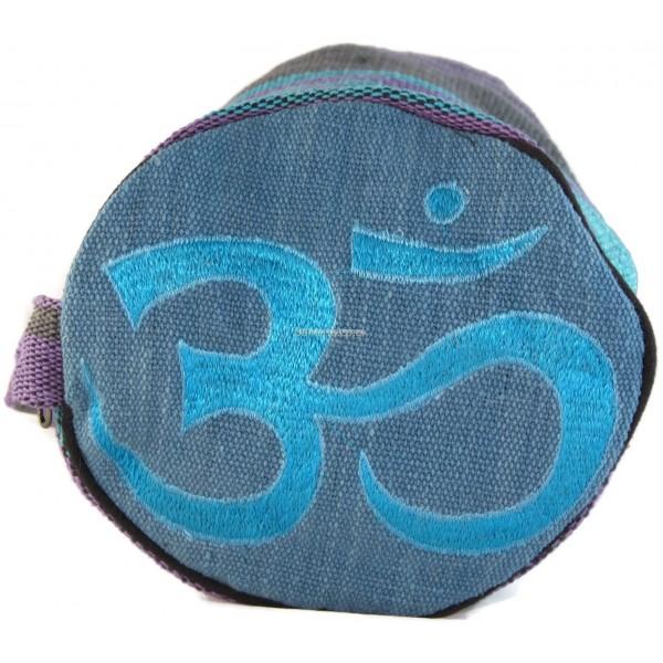 Yoga Mat Bag - Lavender/Turquoise