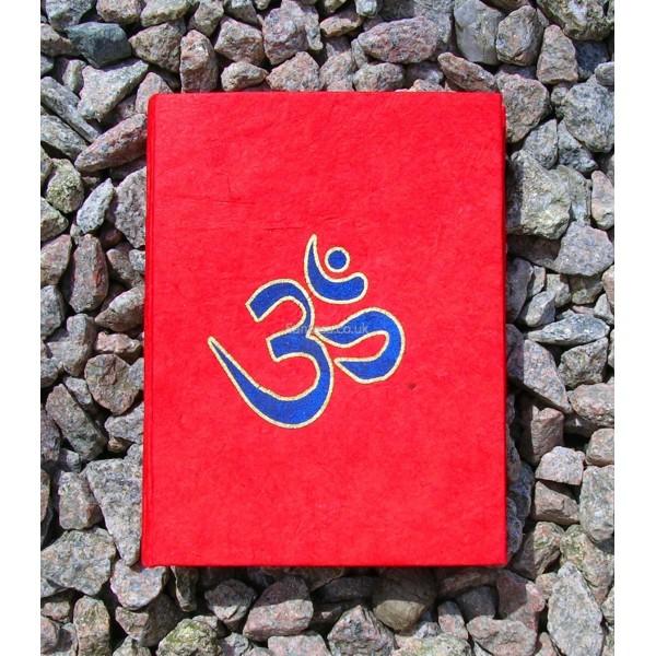 OM Symbol Notebook