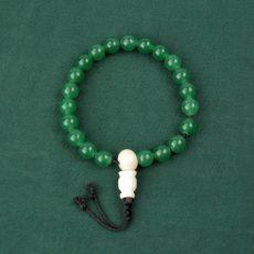 Jade Wrist Mala Beads