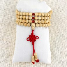 Lotus Seed Mala Beads (Stretch)