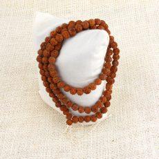 Mala Beads - Rudraksha Seeds