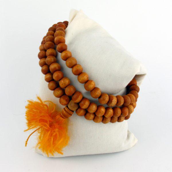 Mala Beads - Sandalwood