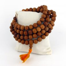 Sandalwood Mala Beads 8mm