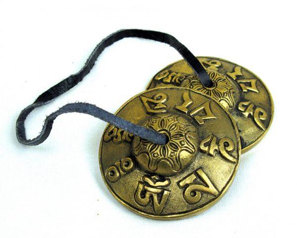 Tingsha Bells Mantra Size 2