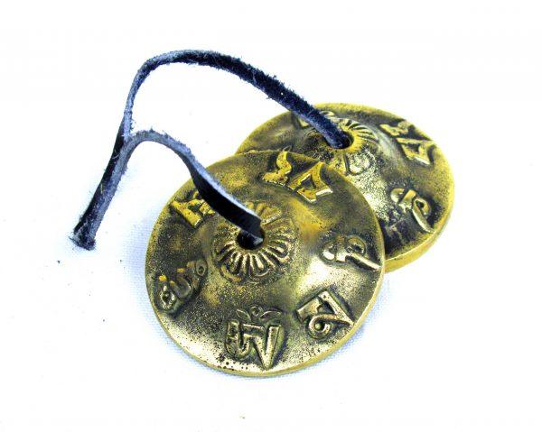 Tingsha Bells Ashtamangala Size 1