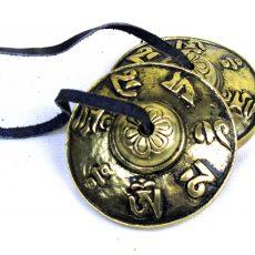 Tingsha Bells Ashtamangala Size 2