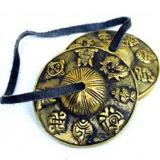 Tingsha Bells Ashtamangala Size 4