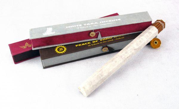 White Tara Tibetan Incense Gift Box