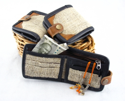 Hemp Mens Wallet
