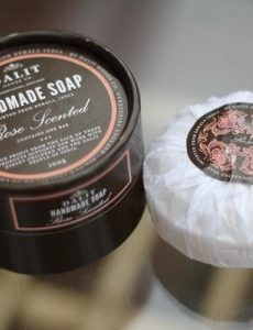 Dalit Scented Soap 'Rose'