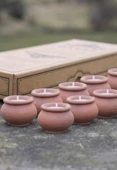 Dalit Rahul D'light Candles Box of 10