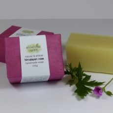 Essential Spirit Himalayan Rose Handmade Soap 100g
