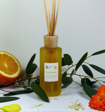 Essential Spirit Happiness Reed Diffuser